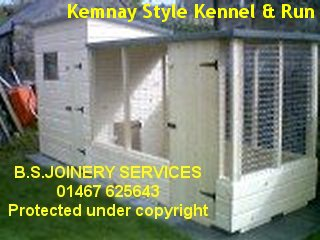 Kemnay Kennel & Run