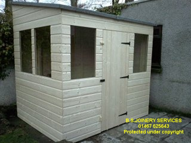 wooden sheds garden sheds log stores dog kennels play houses stables field shelters potting sheds sun houses aberdeen aberdeenshire - Garden Sheds Scotland